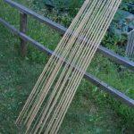 Bambus-Splits