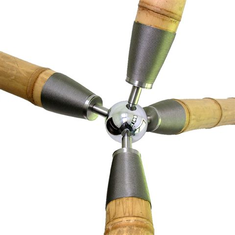 Conbam Bambus Verbindungstechnik Bambusexperte