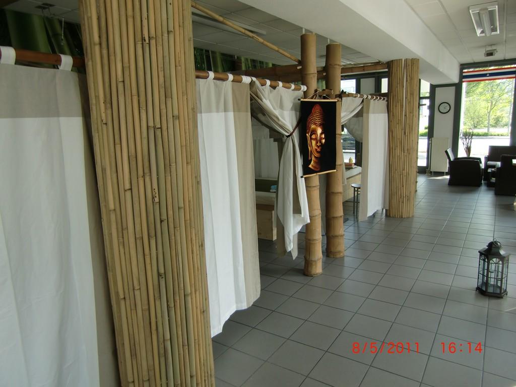 dekorative Bambus-Trennwände von CONBAM