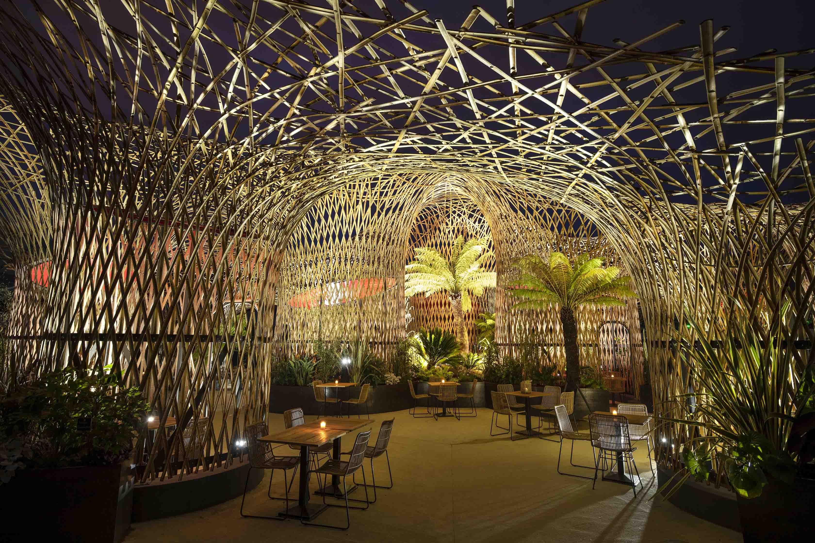 Bauen mit Bambus in Frankreich Deambulons - l'Oasis - Kalice Studio - Arnaud Childeric5.jpg