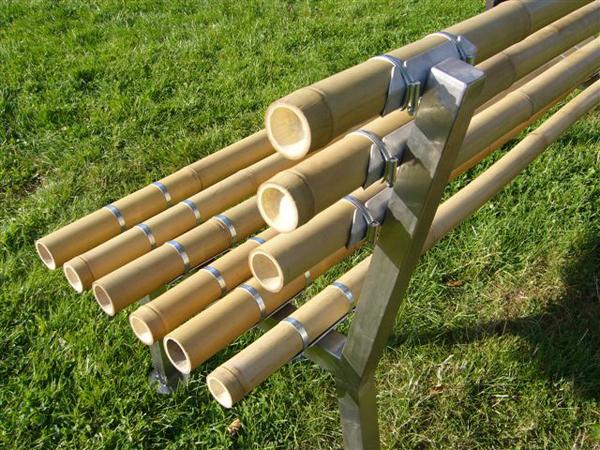 Bambootix X Schnellbausystem Www Bambushandel Conbam De