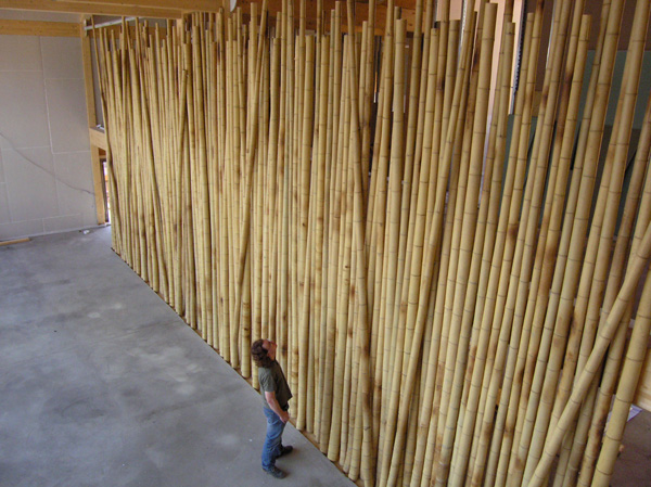 Bambushandel conbam - Trennwand bambus ...