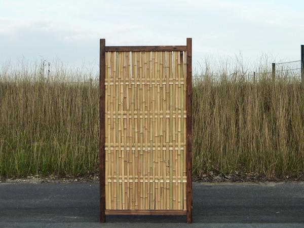 bambuslattenzaun moso unter. Black Bedroom Furniture Sets. Home Design Ideas