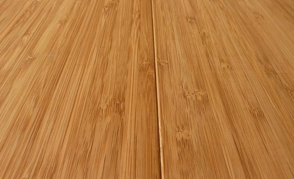 parkett karamell vertikal On bambusparkett